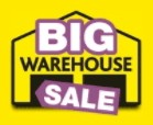 Big Warehouse Sale discount code