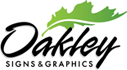 Oakley Signs & Graphics discount code